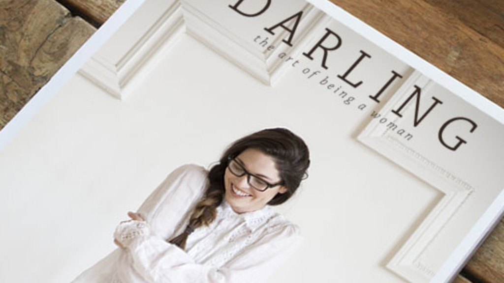Darling Magazine - Print Edition project video thumbnail