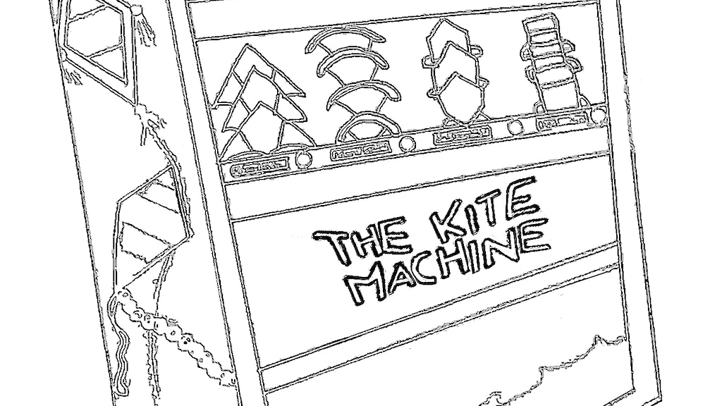 The Kite Machine project video thumbnail