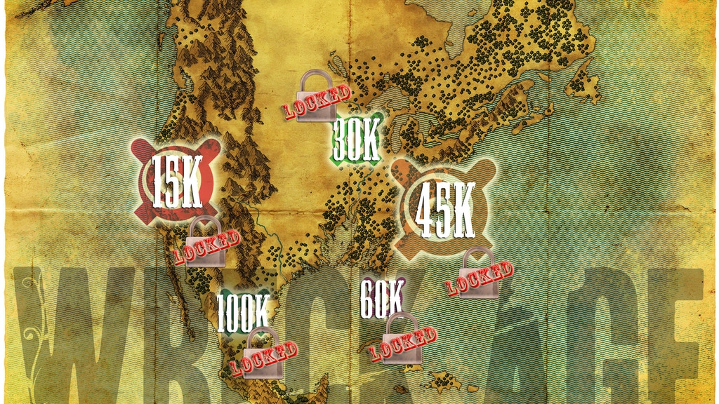 Wreck Age: Tabletop, RPG, & Board Game project from Chicago project video thumbnail