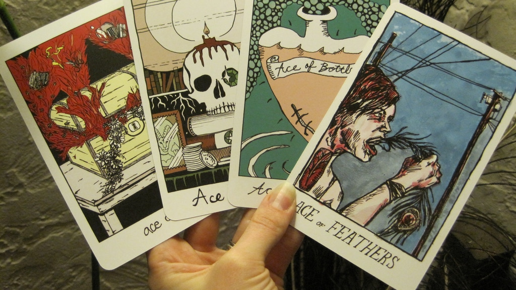 The Collective Tarot: Round III project video thumbnail