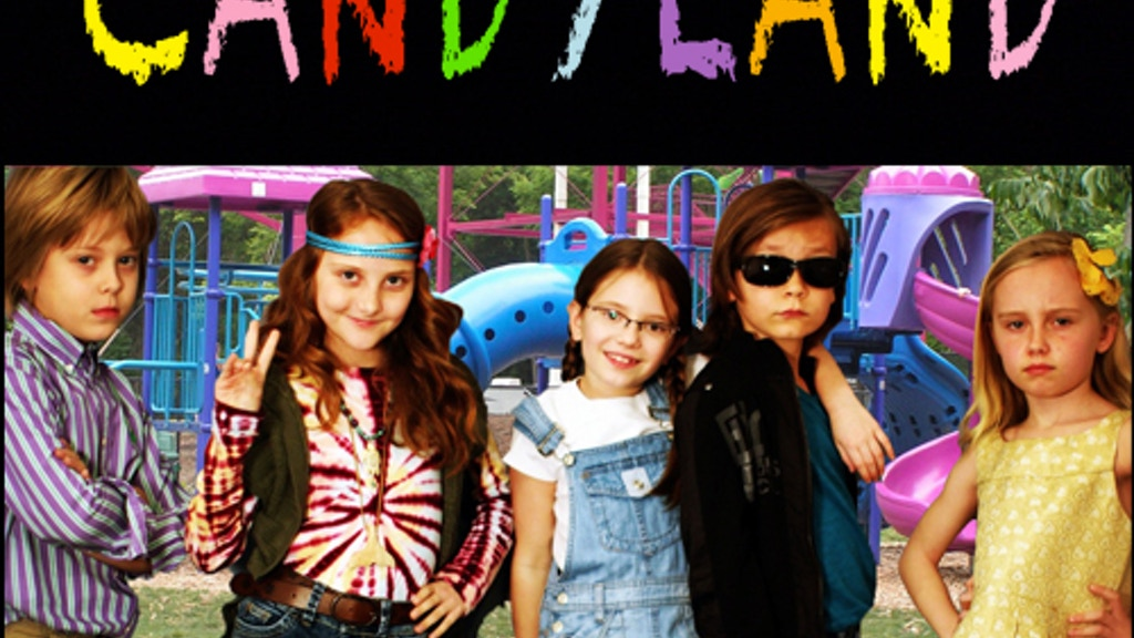 CandyLand project video thumbnail