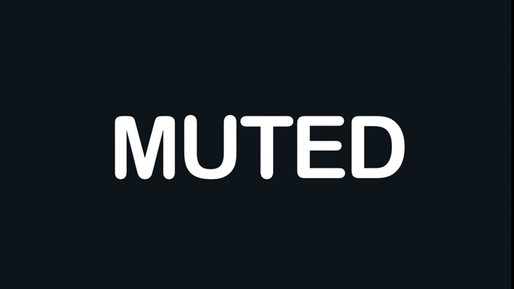 Muted project video thumbnail