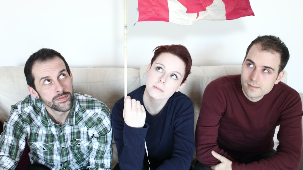 I Am Not Lefthanded go Canadian project video thumbnail