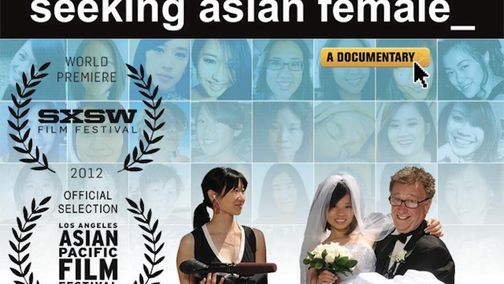 seeking asian female project video thumbnail