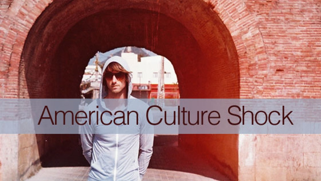 American Culture Shock project video thumbnail