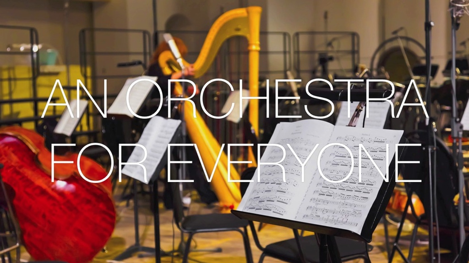 An entire orchestra recording your music for $99. The ultimate resource for  music creators and students. Help us fund this project!