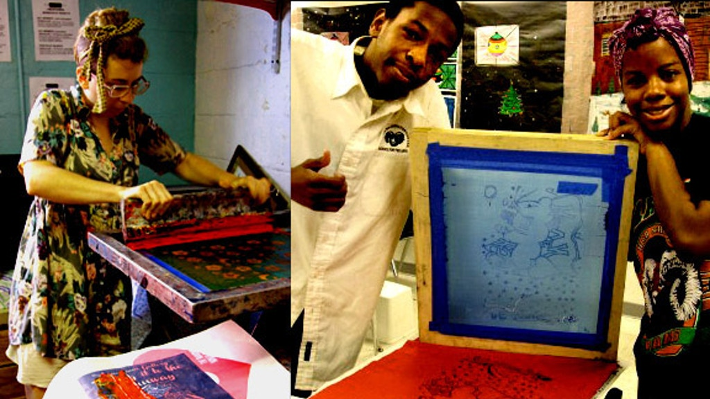 The New Orleans Community Printshop is moving and growing! project video thumbnail