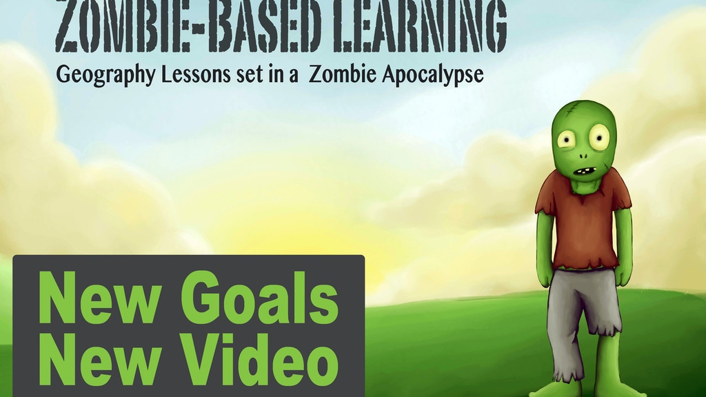 Zombie-Based Learning: Geography taught in Zombie Apocalypse miniatura de video del proyecto