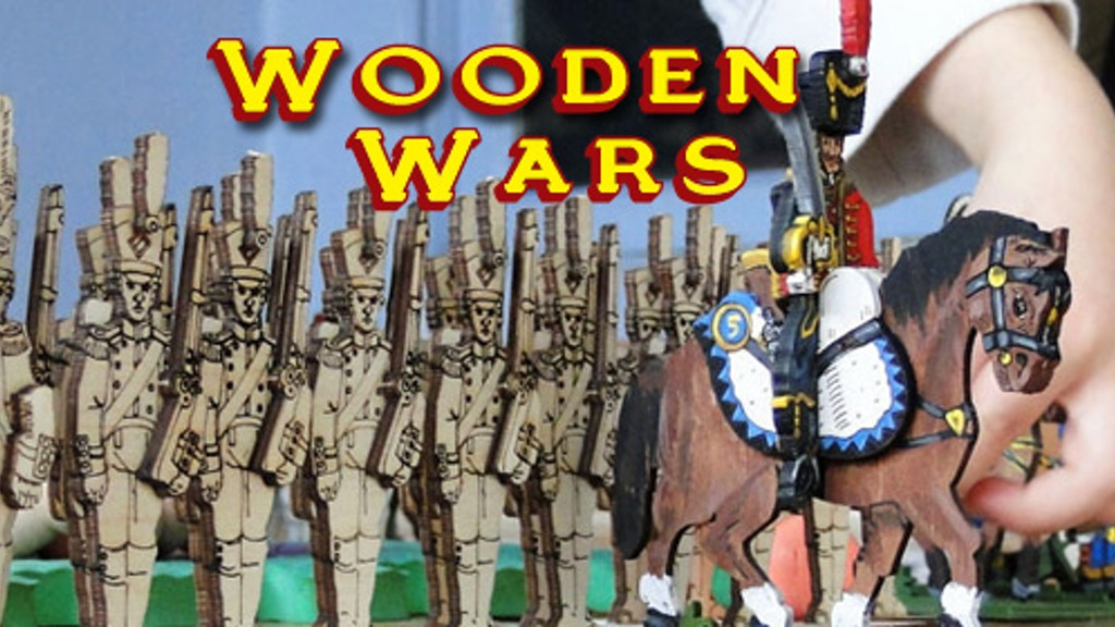 Wooden Wars project video thumbnail