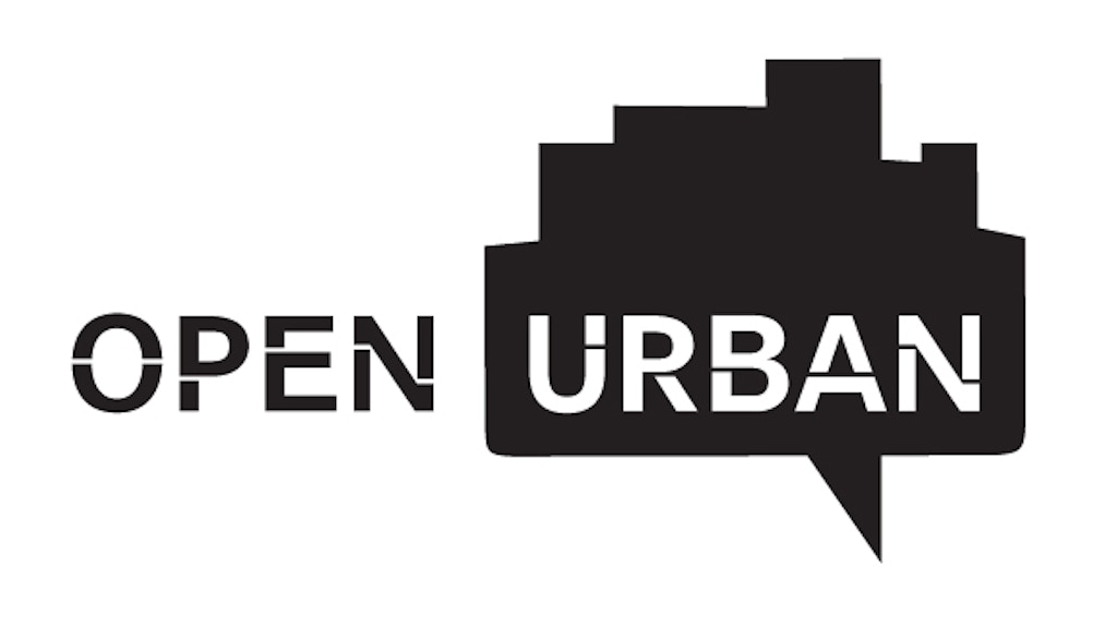 OpenUrban project video thumbnail