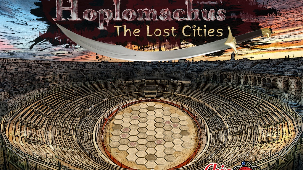 Hoplomachus - The Lost Cities project video thumbnail