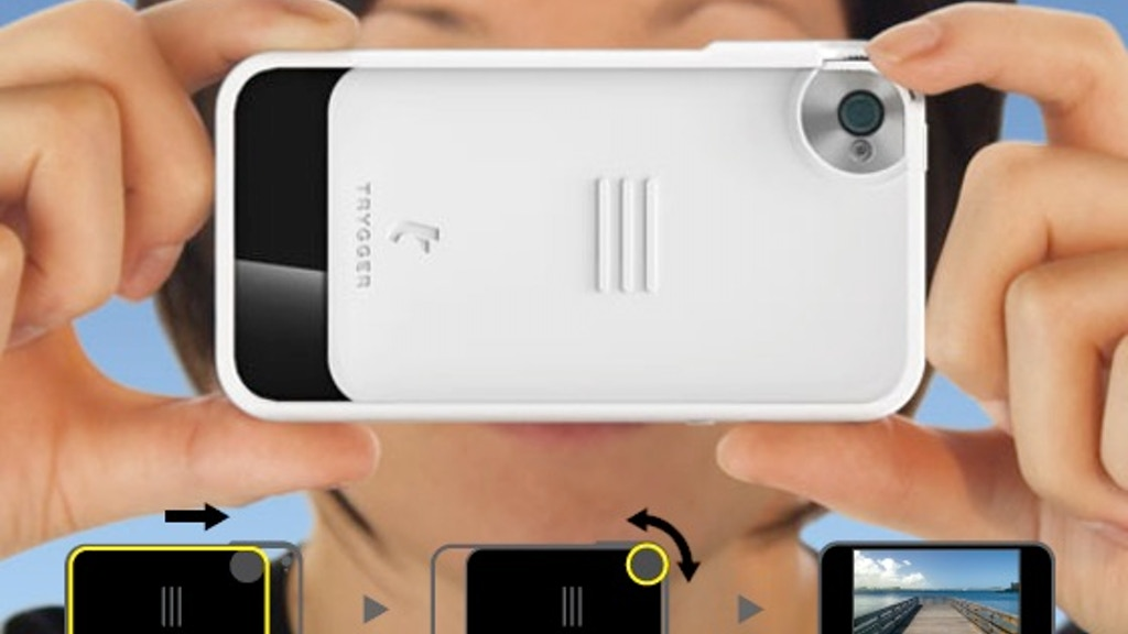 Trygger Camera Case: iPhone 4/4S Polarizing Filter Case project video thumbnail
