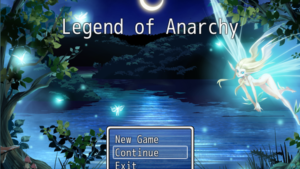 My RPG Game, Legend of Anarchy project video thumbnail