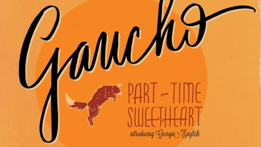 """New Gaucho CD, """"Part-Time Sweetheart"""" project video thumbnail"""