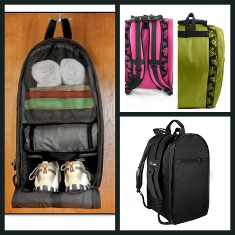 The Ultimate Gym Locker Organizer Backpack That Works Equally Well For Travel New Fall