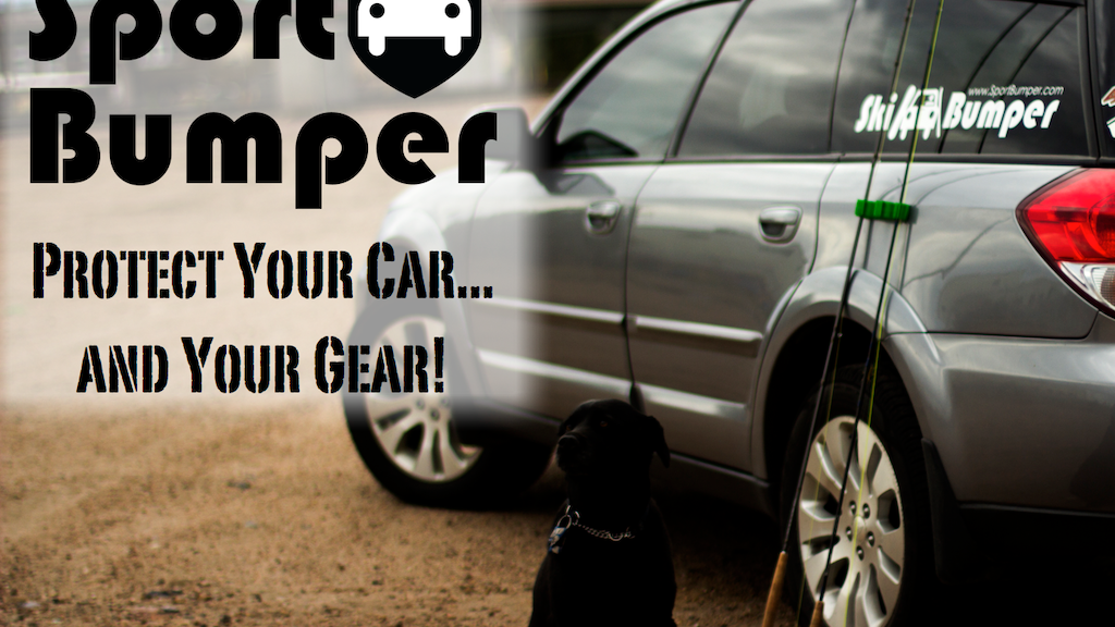 Sport Bumper: Protecting Your Ride and Your Gear project video thumbnail