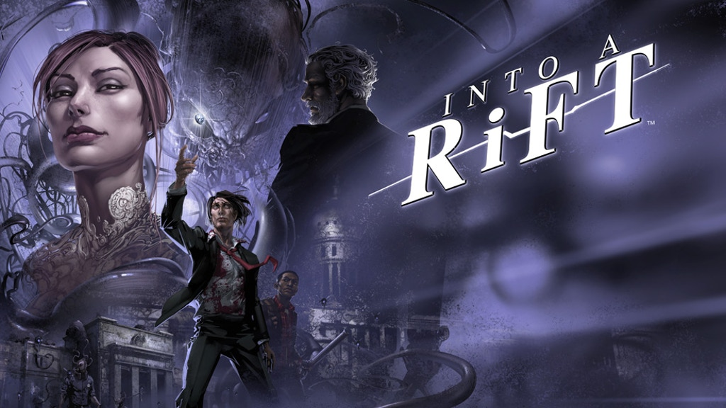 Clayton Crain's: Into a Rift project project video thumbnail