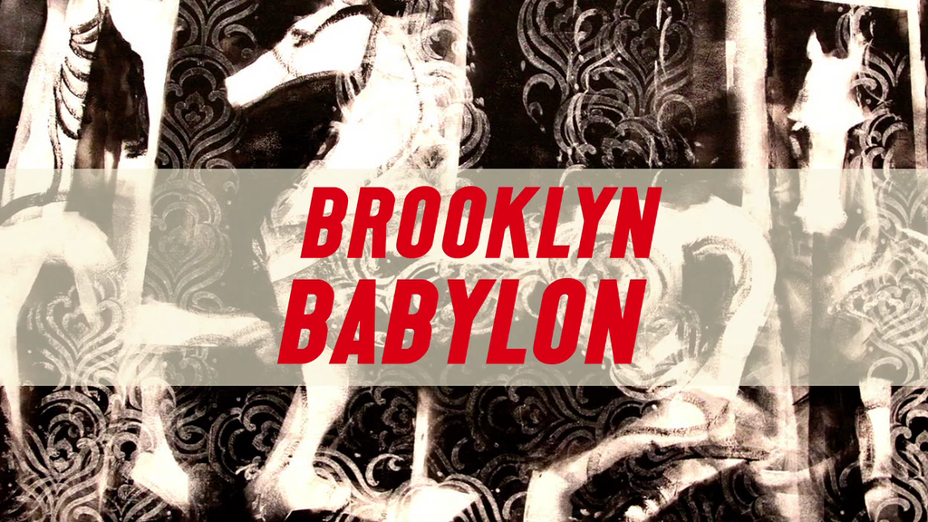 Music from BROOKLYN BABYLON project video thumbnail