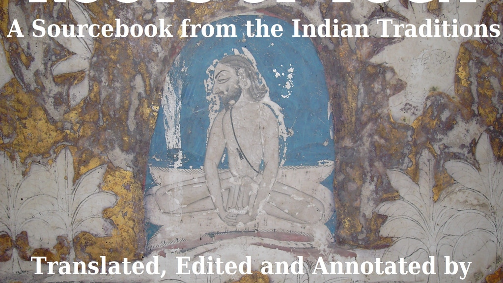The Roots of Yoga, A Sourcebook from the Indian Traditions project video thumbnail