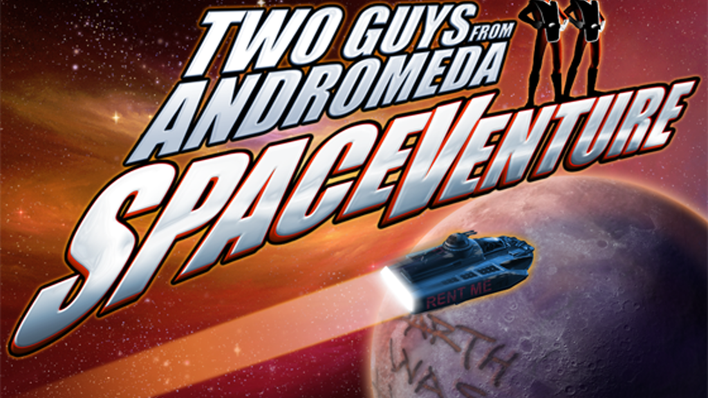 Two Guys SpaceVenture - by the creators of Space Quest project video thumbnail
