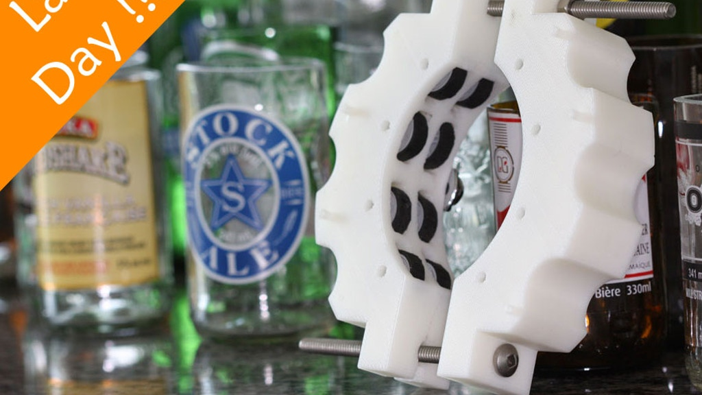 The Kinkajou: A bottle cutter with a new twist project video thumbnail