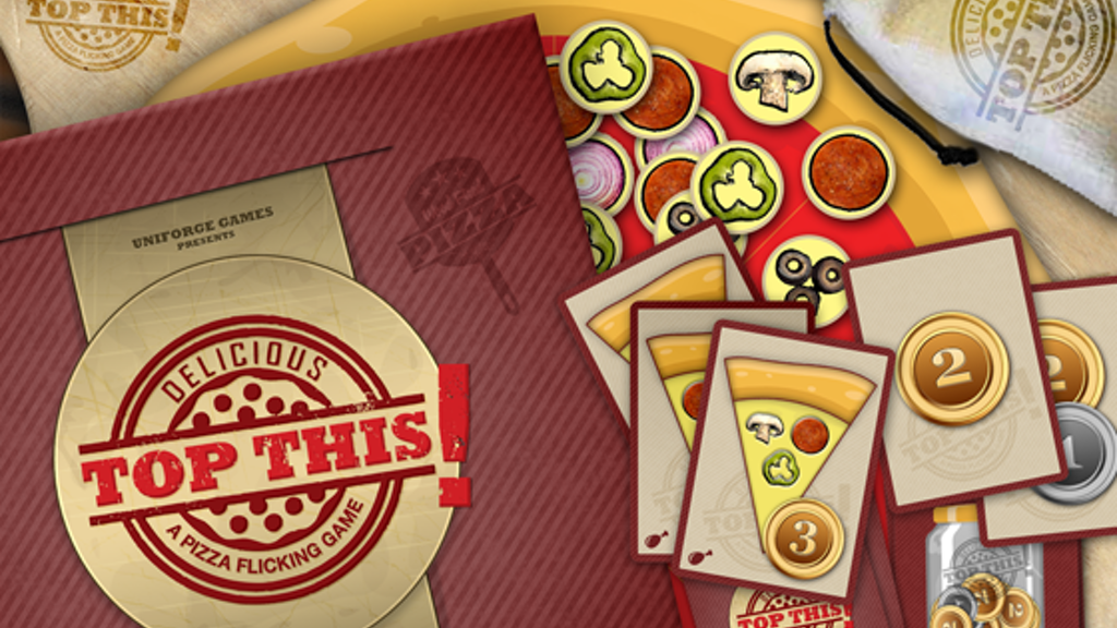 Top This! A Pizza Flicking Game project video thumbnail