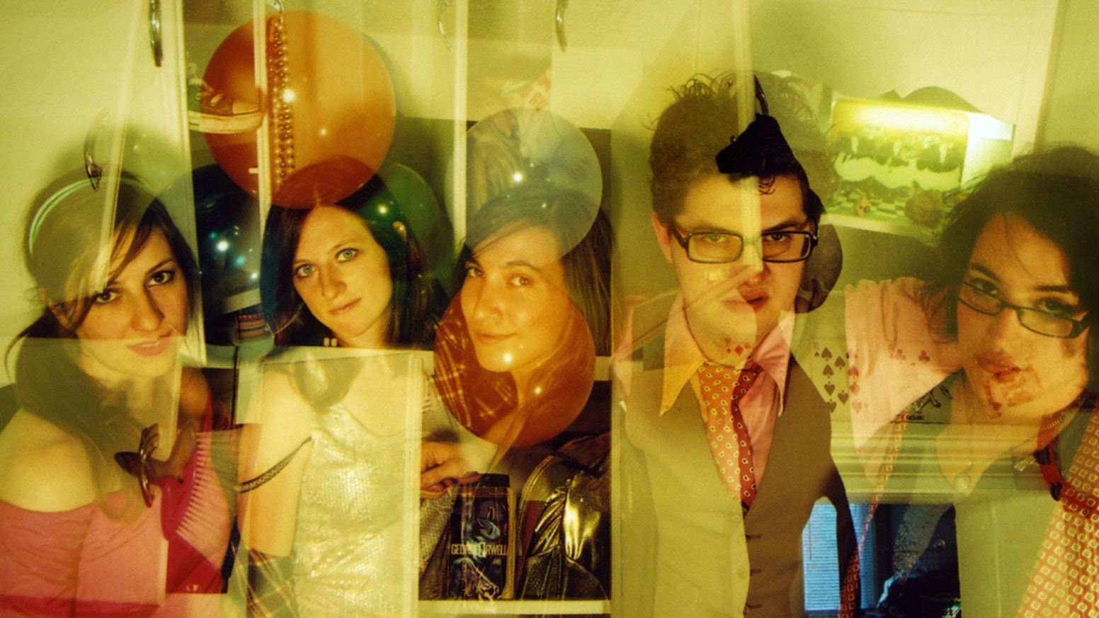 0e31773ed8 The B Dinas Morning Party Midwest Tour 2012 by Tess Jehle — Kickstarter