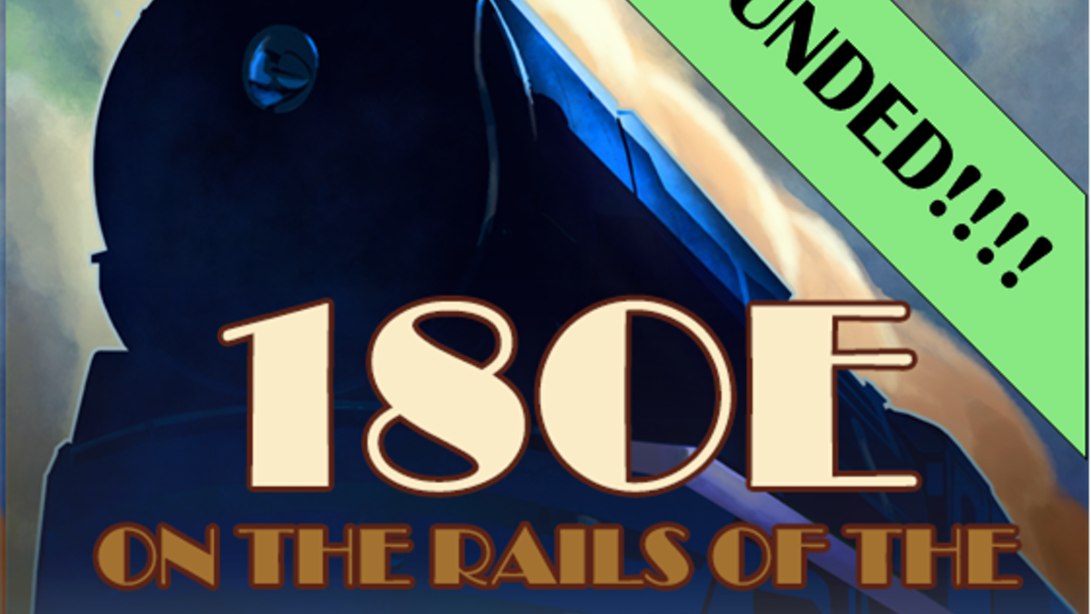 18OE: On the Rails of the Orient Express by Designs In