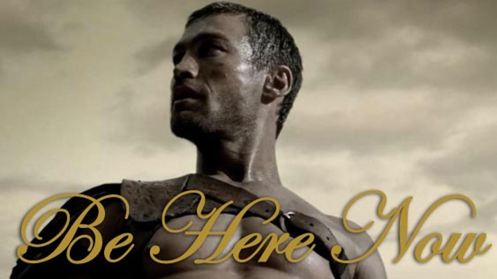 """Be Here Now"" – The Andy Whitfield Story project video thumbnail"