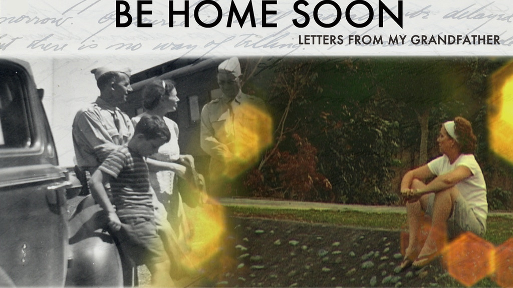 Be Home Soon: Letters from My Grandfather project video thumbnail