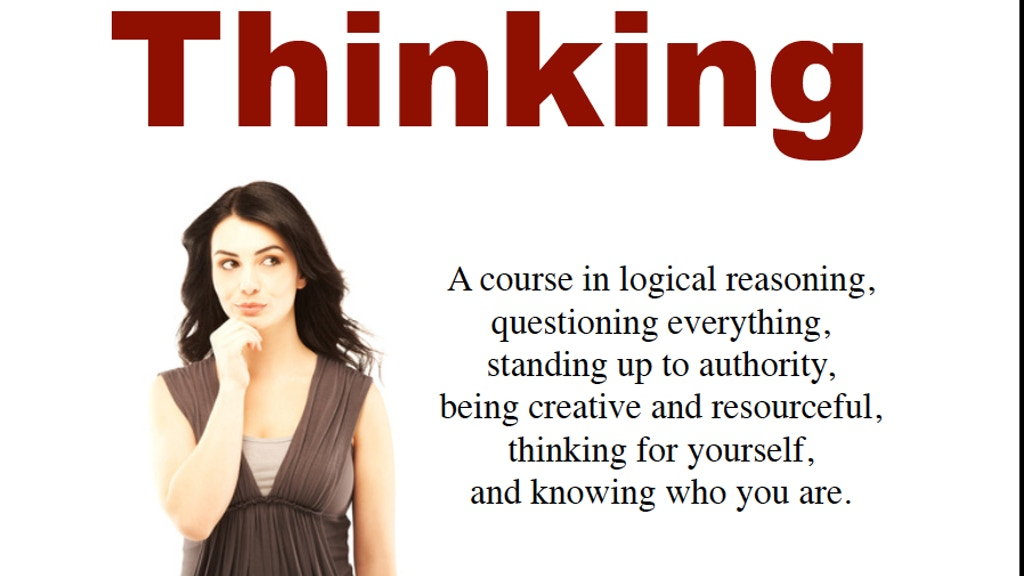 Clear And Present Thinking: A Free College-level Logic Text project video thumbnail