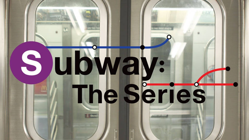 Subway: The Series project video thumbnail
