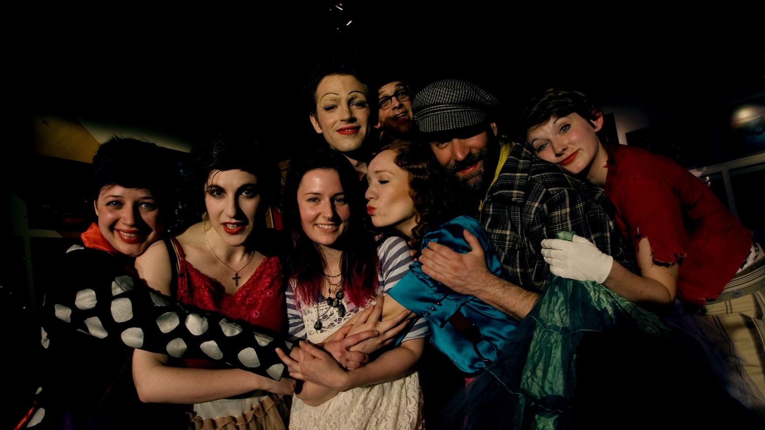 Bearded Ladies Cabaret Revolution By The Bearded Ladies Kickstarter