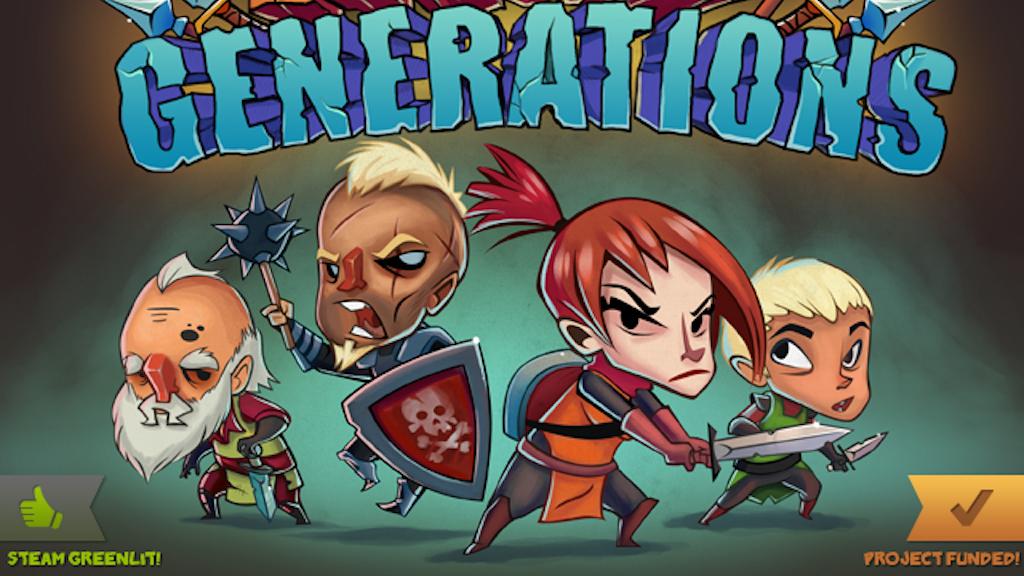 Hero Generations project video thumbnail