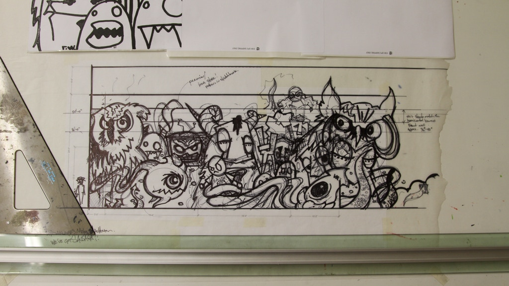 The Others : a mural Project for Oakland's Art Murmur project video thumbnail