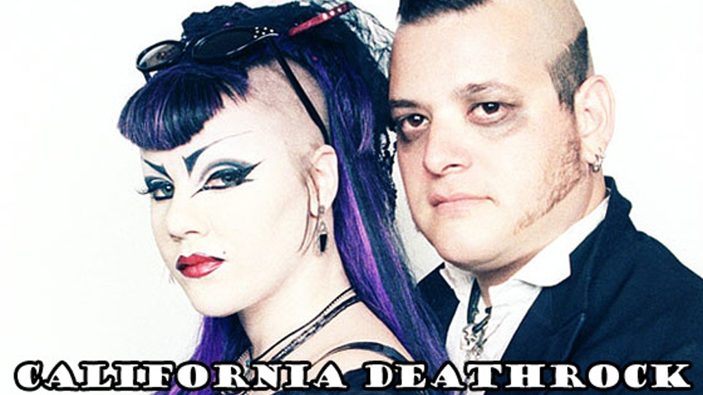 California Deathrock Book project video thumbnail