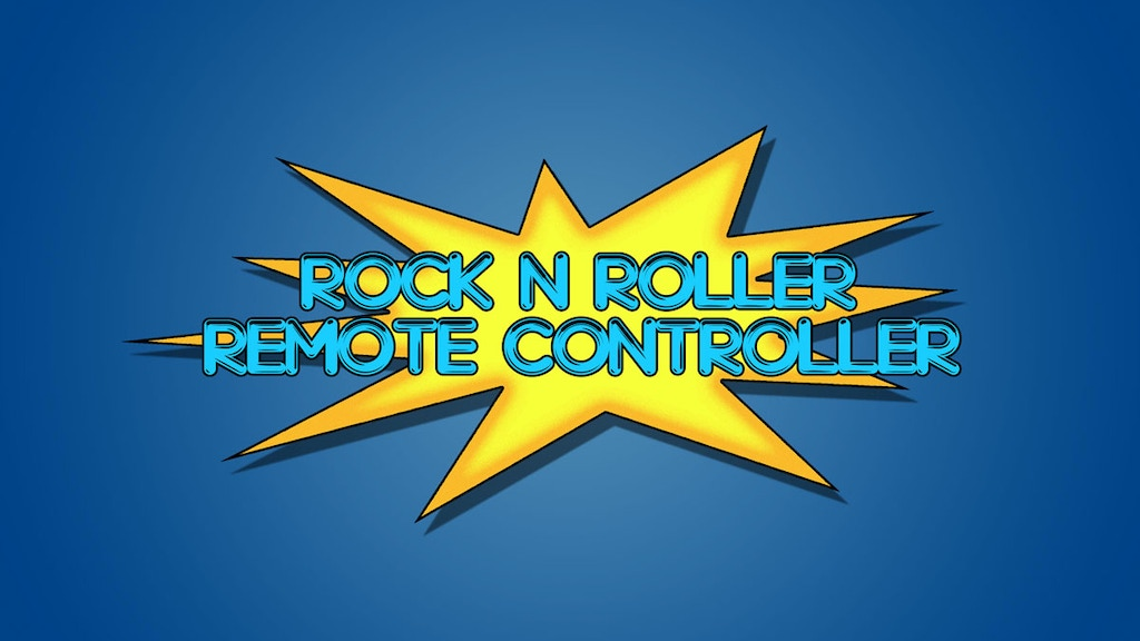 Rock N Roller Remote Controller Ep. 5 project video thumbnail