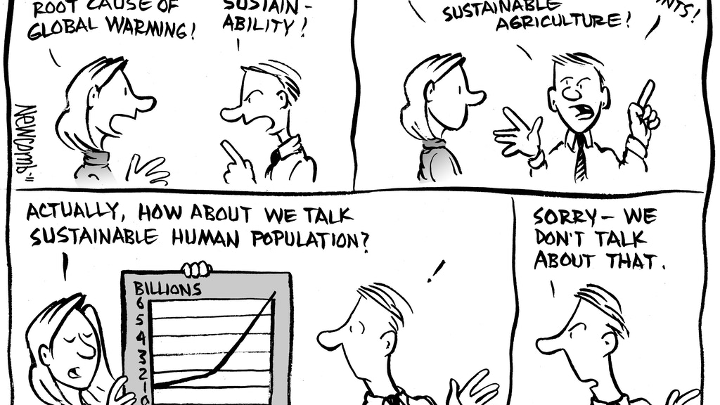 Let's Talk Population: It Affects Everything & Everyone