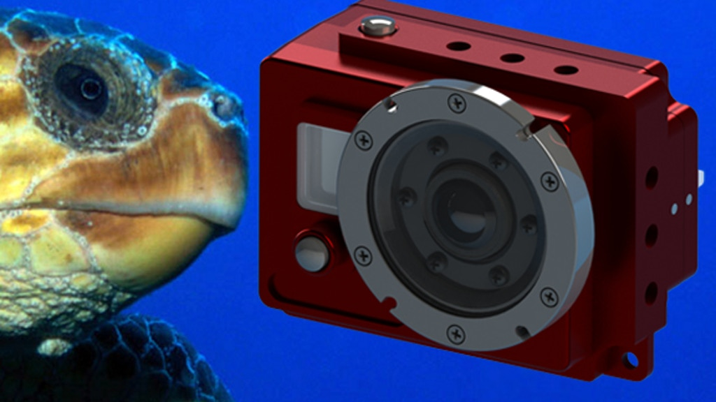 Go Pro underwater housing for the GoPro Hero and Hero2 project video thumbnail