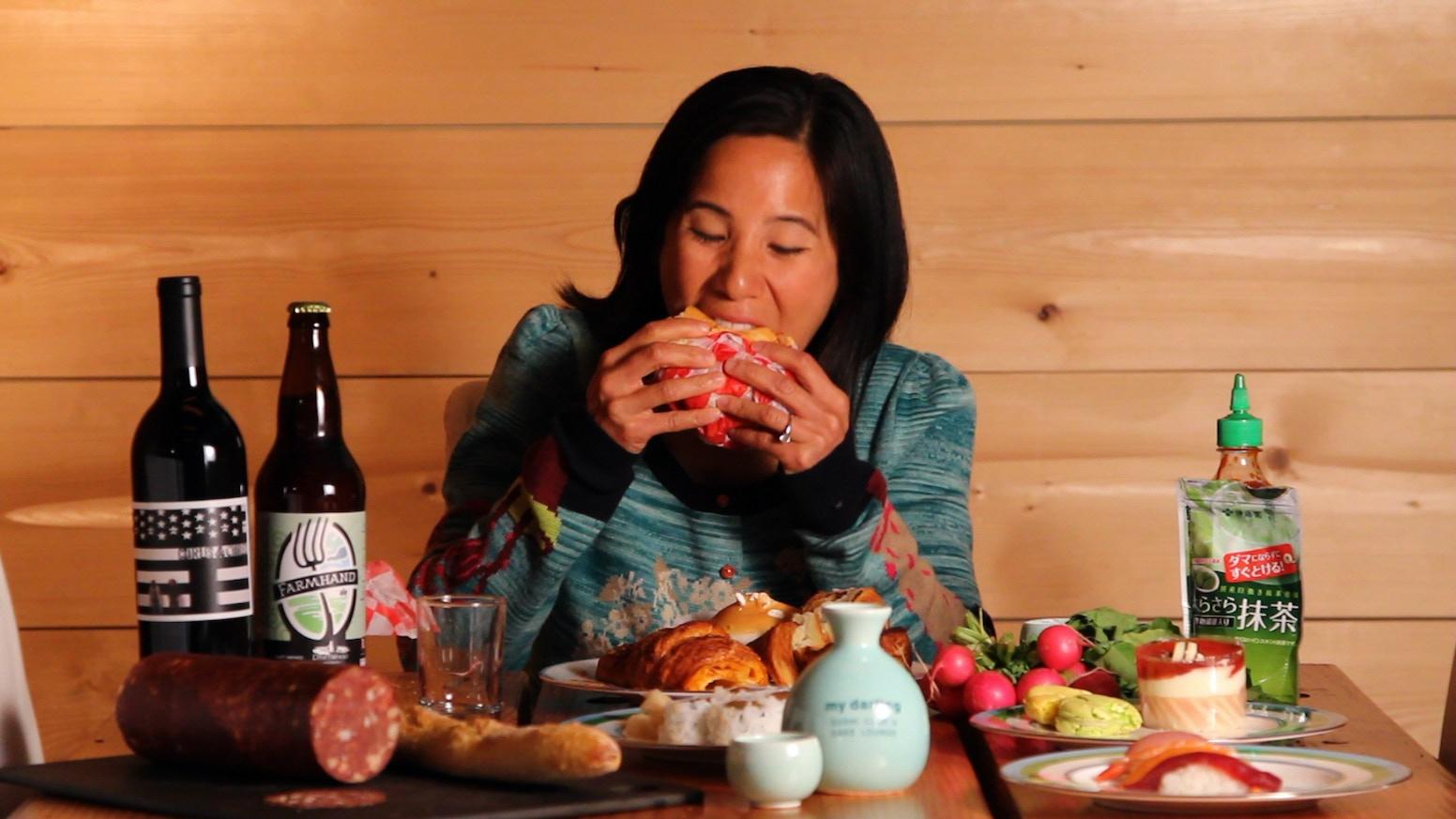 Roll with jen a female anthony bourdain by jen chiu for Food s bar unloc