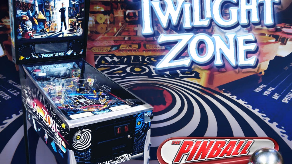 Pinball Arcade: The Twilight Zone project video thumbnail