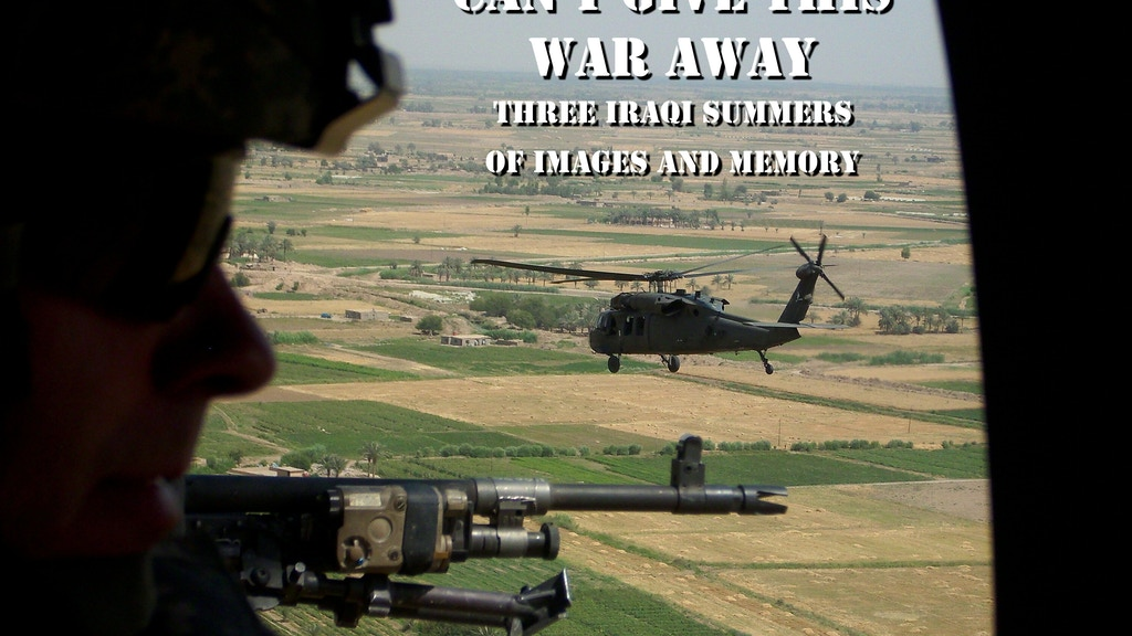 Can't Give This War Away: Embedded Journalism from Iraq project video thumbnail