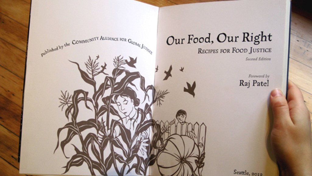 """Our Food, Our Right: Recipes for Food Justice""! project video thumbnail"