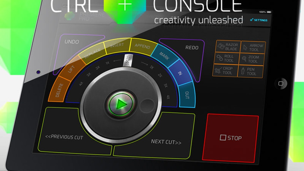 CTRL+Console: creativity unleashed project video thumbnail