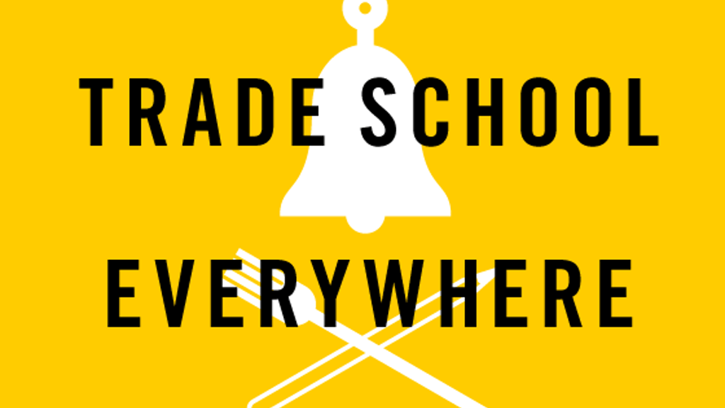 Trade School : Learning Spaces that Run on Barter project video thumbnail