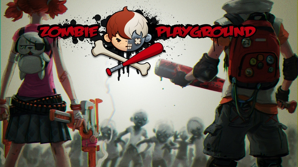 Zombie Playground (#zpg) - 3D Action, Online Battle RPG project video thumbnail