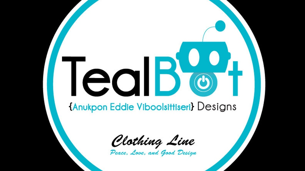 TealBot Designs LLC Apparel project video thumbnail