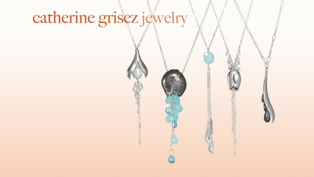 Catherine Grisez Jewelry project video thumbnail