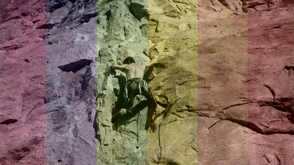 Climbing With Pride project video thumbnail