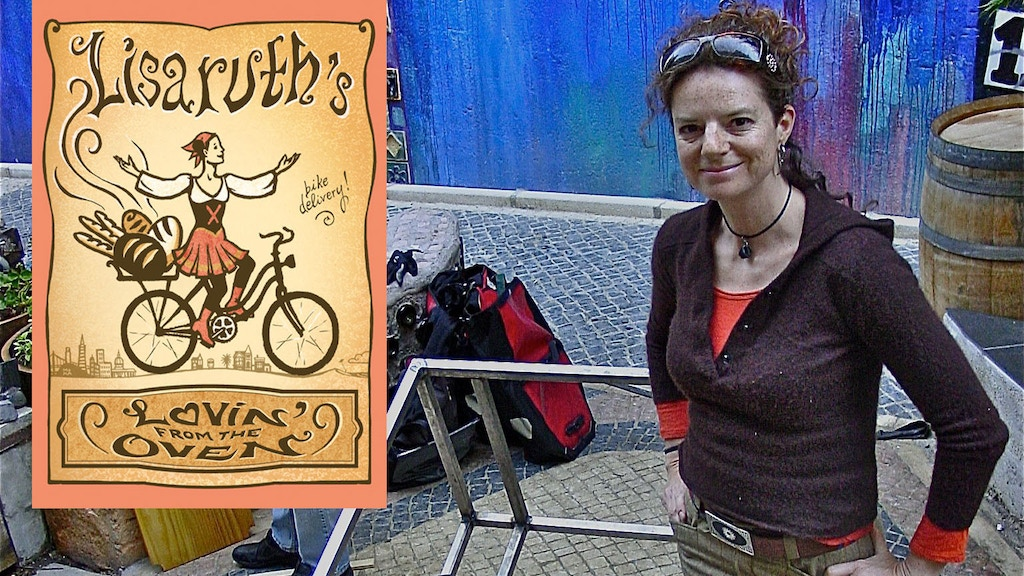 Lisaruth's Lovin' From the Oven Bicycle Trailer Breadmobile project video thumbnail
